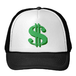 $ dollar-sign cap