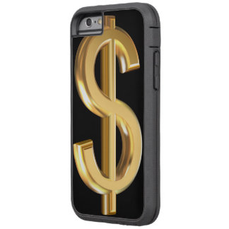 Dollar Sign iPhone 6 case - SRF Tough Xtreme iPhone 6 Case