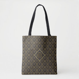 Dollar Signs & Diamonds Tote Bag