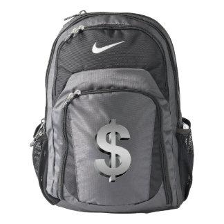 Dollar symbol backpack
