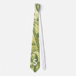 Dollars Symbol Tie