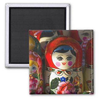 Dolls Fridge Magnets