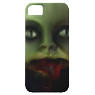 dolly death haunted doll products iPhone 5 cases