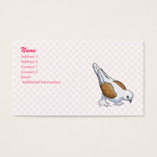 Dolly Dove Business Card