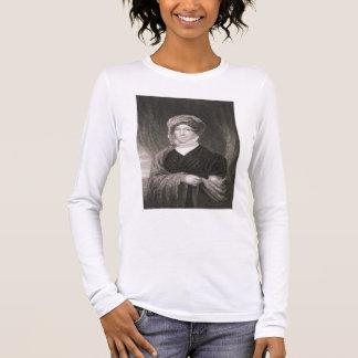 Dolly Madison, engraved by John Francis Eugene Pru Long Sleeve T-Shirt