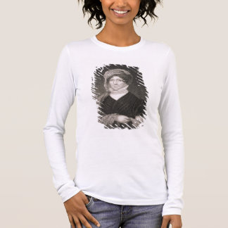 Dolly Madison, engraved by John Francis Eugene Pru Long Sleeve T-Shirt