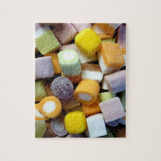 Dolly Mixture Candy Jigsaw Puzzle