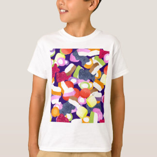 Dolly Mixtures Wallpaper T-Shirt