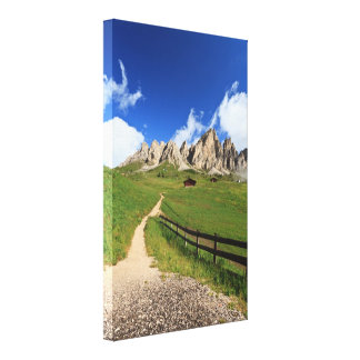 Dolomites - Cir group Stretched Canvas Prints