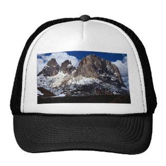 Dolomites, Venetian region, northern Italy Hats