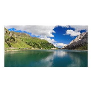 Dolomiti - Fedaia lake Photo Cards