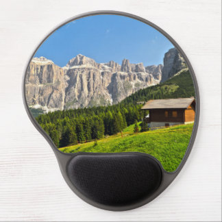 Dolomiti - high Fassa Valley Gel Mouse Mats