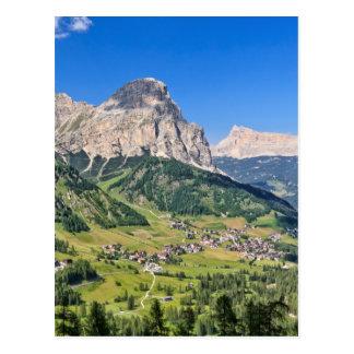 Dolomiti - Val Badia Postcard