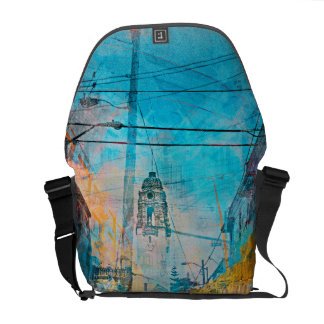 Dolores high cataclysm off the MissionDistrict sfc Courier Bags