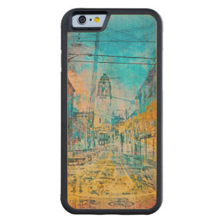 Dolores high cataclysm off the MissionDistrict sfc Maple iPhone 6 Bumper Case