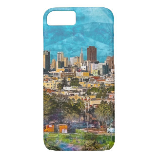 DoloresPark for a Downtown SanFrancisco Overview iPhone 7 Case