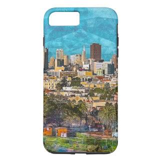 DoloresPark for a Downtown SanFrancisco Overview iPhone 7 Plus Case