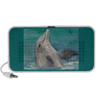Dolphin aceo portable speaker