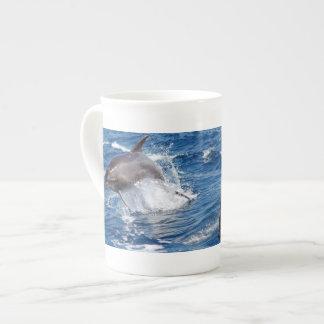 Dolphin Adventure Bone China Mug