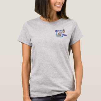 Dolphin and Anchor Two Fun T Shirt