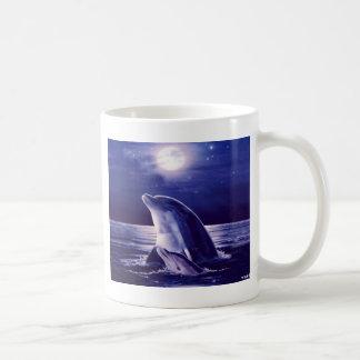 Dolphin and Baby Coffee Mug