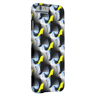 Dolphin and Bird 3D Artwork Barely There iPhone 6 Case
