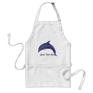 Dolphin Apron