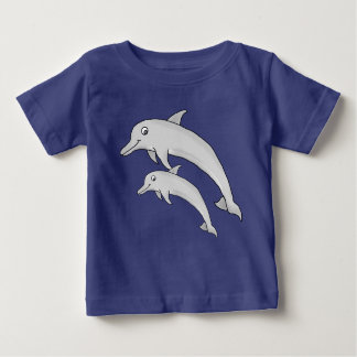 Dolphin Baby Fine Jersey T-Shirt