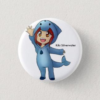 Dolphin Chibi Badge