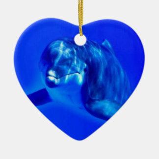 Dolphin Christmas Ornament