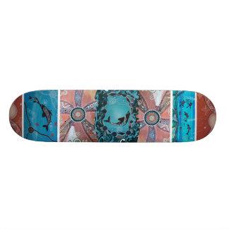 Dolphin Corroboree Skateboard