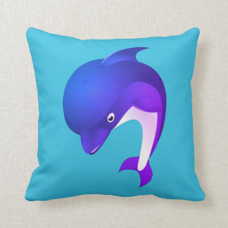 Dolphin Cushion