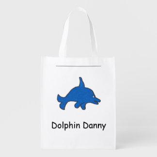 Dolphin Danny Bag