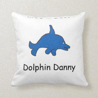Dolphin Danny Cushion