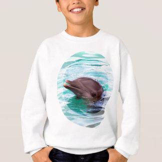 Dolphin Design Kid's Sweatshirt