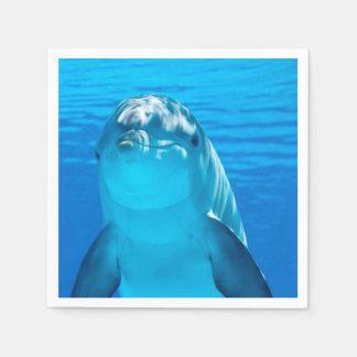 Dolphin Disposable Serviette