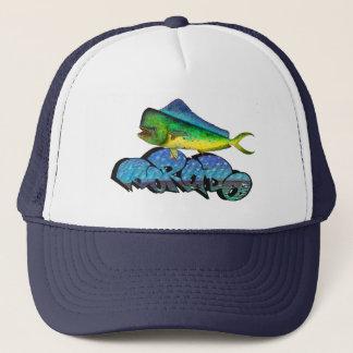 Dolphin/Dorado/Mahi Mahi Trucker Hat