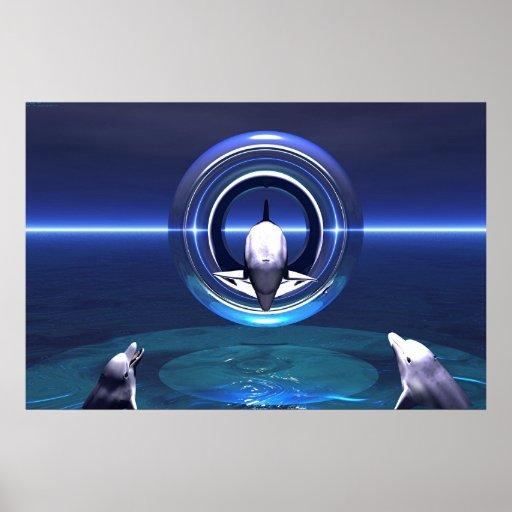 Dolphin Dreams Poster