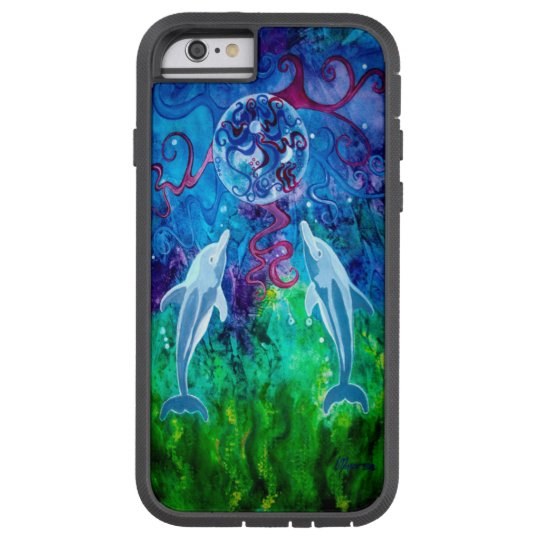 Dolphin Gaze iPhone 6/6s Case