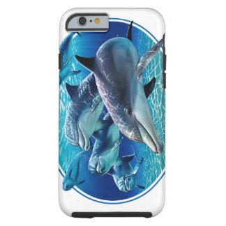 DOLPHIN GEAR TOUGH iPhone 6 CASE