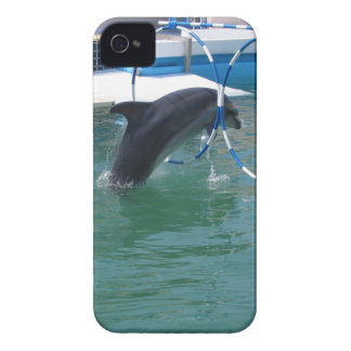 Dolphin Hoop Case-Mate iPhone 4 Case