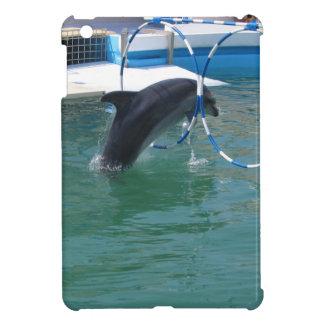Dolphin Hoop iPad Mini Covers