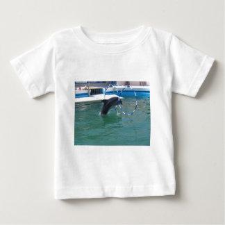 Dolphin Hoop T Shirt