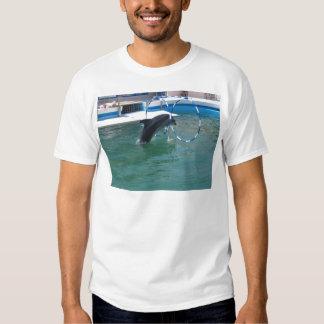 Dolphin Hoop T-shirt