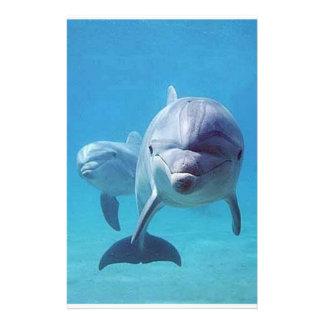 dolphin II Stationery