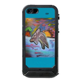 dolphin in sunset incipio ATLAS ID™ iPhone 5 case