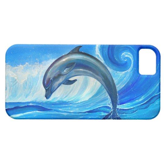 Dolphin iPhone 5 / 5S Custom Phone Case