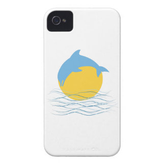 Dolphin Jump iPhone 4 Covers