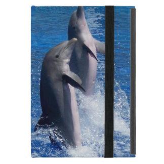 Dolphin Just Add Name iPad Mini Case