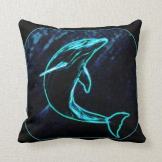 Dolphin (Light Dolphin) Cushion
